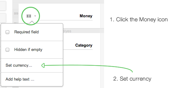 How Do I Change The Currency In An Podio Help Centre